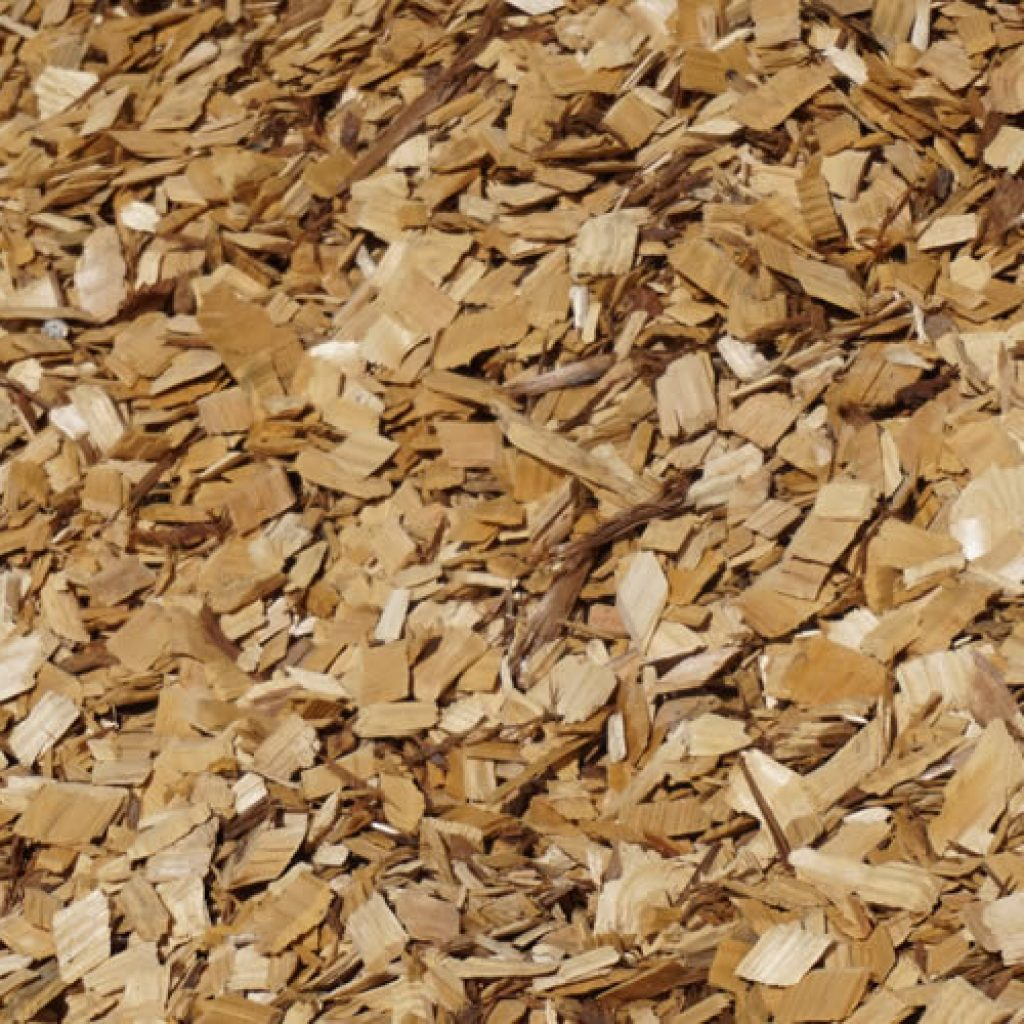 Cypress Chips Mulch / Playground Safe